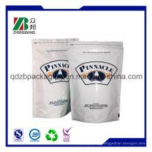 Custom Printed Plastic Bag with Self Adhesive Seal