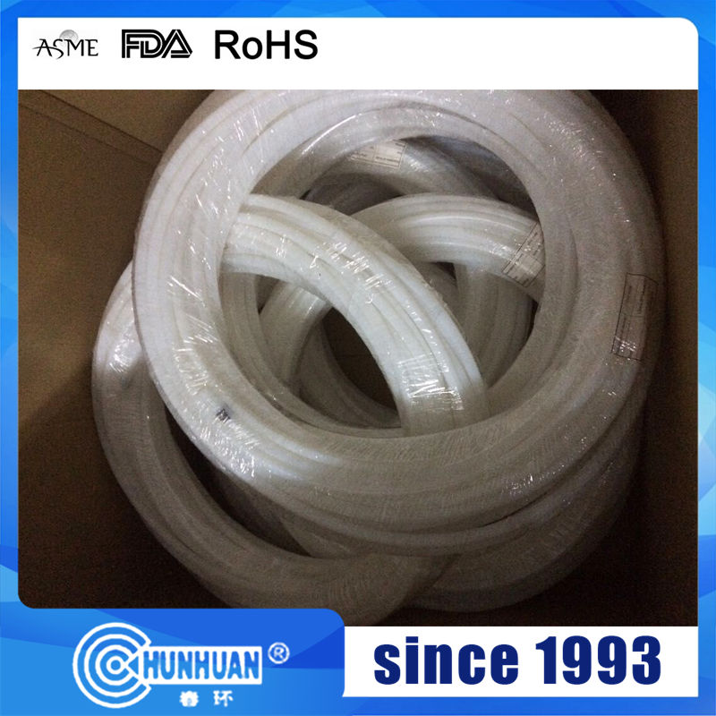 PTFE Extruded Tube Dia De 20 ~ 200mm