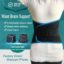 Waist Support Exercise Sweat Belt para personas