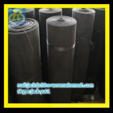 Anping Black Wire Pano para filtração