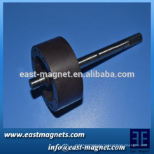 multi-pole magnetic ring/multi-polar ring ferrite magnet/magnetic rotor with Multiple poles