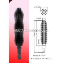 New silicone mascara brush confortable mascara brush