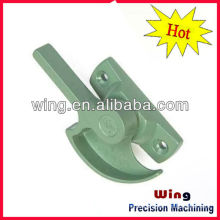 Precision zinc alloy lock part