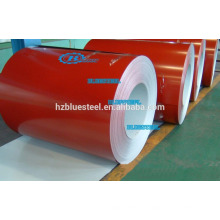 Prepainted Gi Steel Coil / PPGI / Color Gi / CGI Color Coated Galvanised Steel In Coil