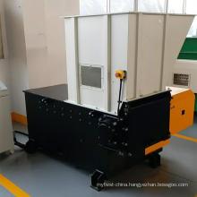 Scrap Aluminum Scraps Automatic Metal Shredder