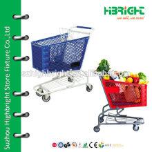 Корзина для покупок в супермаркете