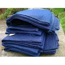 70-75 libras de almohadillas móviles tejidas / no tejidas, manta móvil, almohadillas para muebles