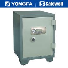 Caja de seguridad electrónica ignífuga Yongfa 67cm Height Ale Panel con perilla