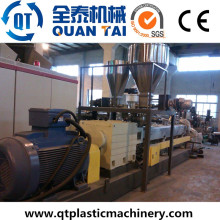 Double Screw Extruder for Filler Masterbatch Production/ Compounding Line