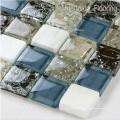 Piso y mosaico de pared / mosaico de cristal y piedra / mosaico de vidrio / mosaico de mosaico (HGM212)