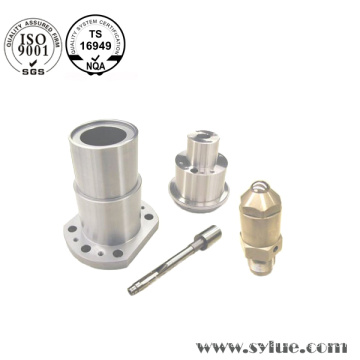 Aluminum CNC Machining Services in China