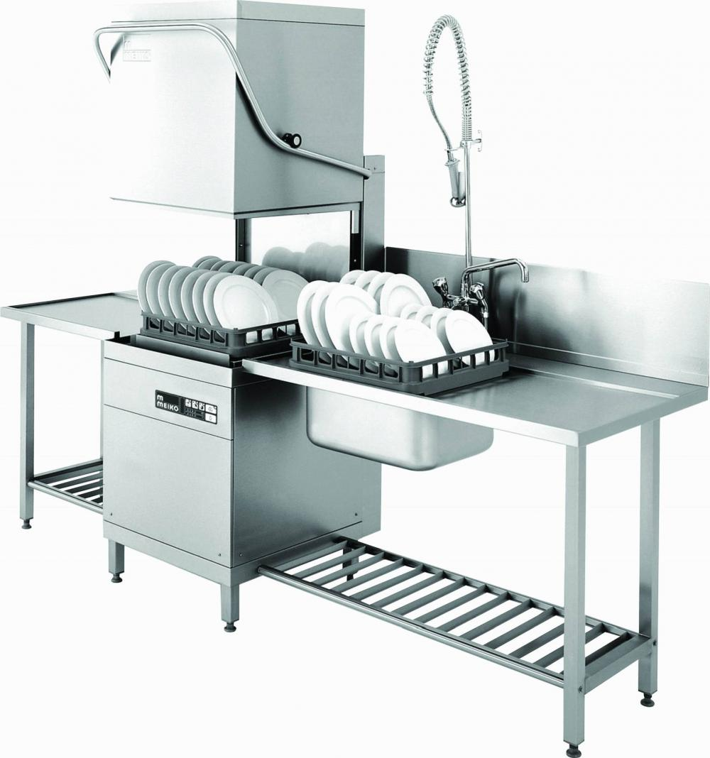China Hotel and restaurant Commercial Dishwasher machine Manufacturers