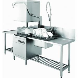 Mesin mesin basuh pinggan mangkuk komersial Hotel dan Restoran