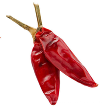 DRY RED SWEET PEPPER