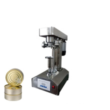 Factory Industry Can Seamer Canning Machine Closing Machine Sealer Seamer Cup Cover Machine Plastic Jar Seamer Seal Variety Cans