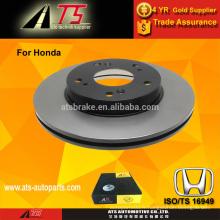 Disque de frein haute performance fabriqué par Freinage Auto Parts Fabricant AIMCO 31101 OEM 45251S6M000 45251S7AJ10 45251SNA000