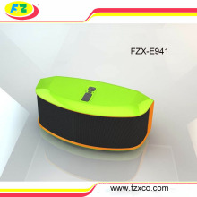 Home Tragbarer Mini Loud Active Stereo Lautsprecher