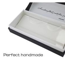 Custom high quality display eyelash box packaging