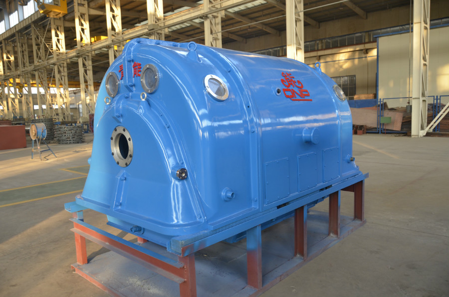 Steam Turbine Generator (10)