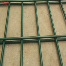 Powder Coated 868 Double Wire Fence
