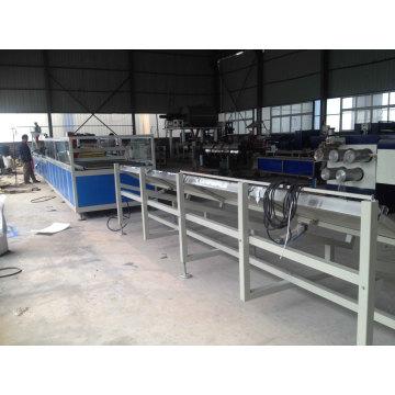 Planta de fabricação de perfis de moldura de janela em PVC