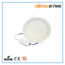 3W 6W 9W 12W 15W 18W Aluminum Hot Sales LED Panel Lamp Lighting