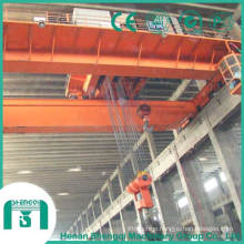 High Quality Pendant Control Double Girder Overhead Crane