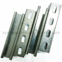 Canal de aço inoxidável com perfil de aço quente galvanizado quente