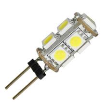 G4 lâmpadas LED com 9 5050 SMD Chips Epistar 25W cápsula de halogéneo