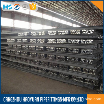 factory Outlets for for High Speed Train Rail 30kg railway steel rail 55Q Q235 supply to Tuvalu Importers