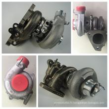 Turbocompresseur Td04 / TF035 28200-4A210 / 49135-04030 pour moteur Hyundai 4D56