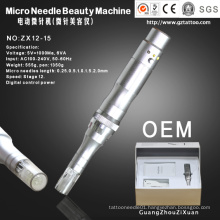 Electronic Skin Needling Dermapen/ Microneedle Therapy Machine (ZX12-15)