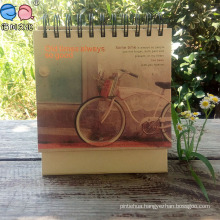 New Design Calendar Notebook with Spiral (X0403)