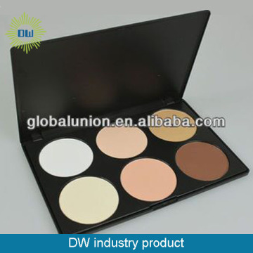 6 color face power palette BLUSH