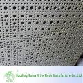 Сталь 304 Перфорированная металлическая сетка / Перфорированные металлические листы, пластины из фарфора