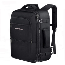40L Travel Backpack Expandable Carry-On Mens Luggage Backpacks Mochilas
