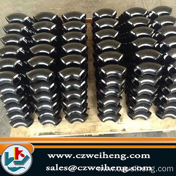 Hot sale ASME B16.9 SCH40 Elbow Fitting