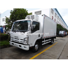 ISUZU refrigerator van truck for meat and fish