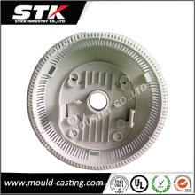 Fabricante moldado por injeção, peças do molde de injeção de plástico branco de alta precisão