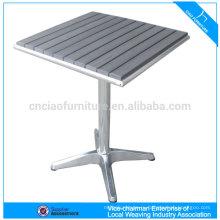 Пластичная деревянная мебель журнальный столик (CF646T)