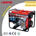 180A & 5kw Air-cooled 4-stroke portable welding diesel generator LDW180ARE