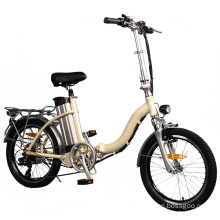 Most Safe Traffic Tooling of 250W Rear Drive Economical Electric Mini Bike for Workers