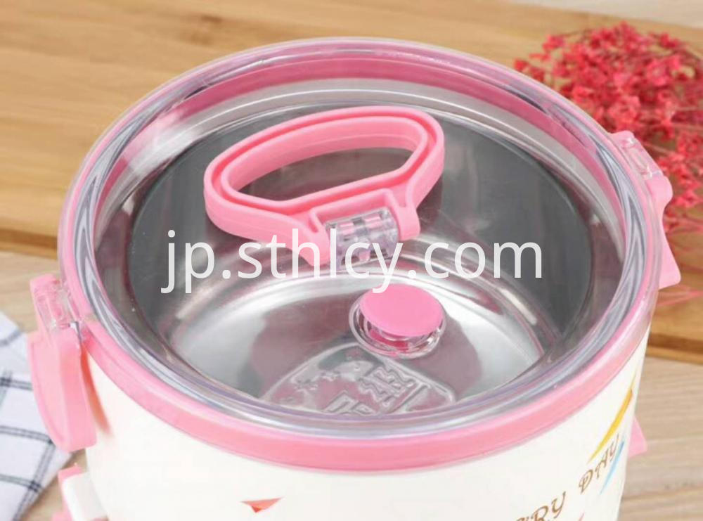 Stainless Steel Lunch Containers