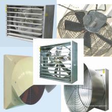 Ventilateurs de ventilation de volaille de haute qualité pour la ferme de volaille
