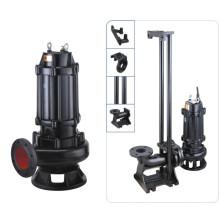 Qw de alta calidad de la bomba de agua sumergible eléctrica de aguas residuales