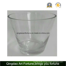 Hand Made Big Size Glass Cup for Home Decoration