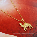 30704 xuping jewelry copper alloy small camel shape animals fashion pendant