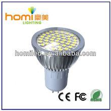 Vidrio caliente LED Spotlight 3W 5W