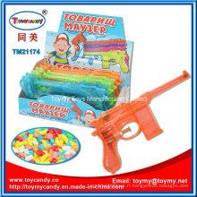 Bonbons jouet pistolet d'eau à peu de frais pour les enfants