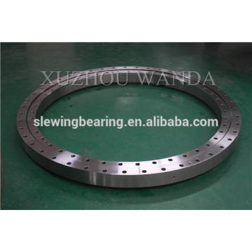 slewing equipment used Four Point Contact rotary gear ring bearing